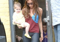 10 Celebrity mom denim looks we love