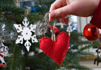 18 Handmade Christmas ornaments
