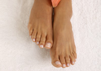You owe yourself a pedicure