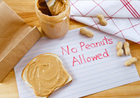 Nut-safe alternatives for allergic kids