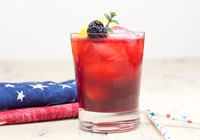 3 4th of July cocktails