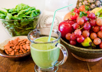 3 Green smoothie recipes