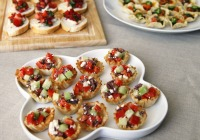 5-Minute Grammy appetizers