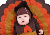 Baby names inspired by Thanksgiving