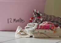 Baby stuff: What to save, what to throw away