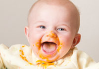 Jar baby food vs. homemade baby food
