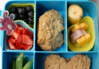 Easy and healthy kid-friendly bento boxes