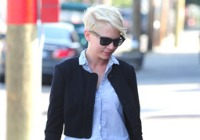 Celeb mom style steals: Michelle Williams