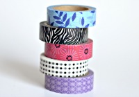 Creative uses for washi tape