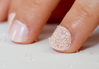 DIY: Microbead nails for tweens
