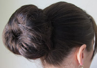 Do sock buns and hot buns really work?