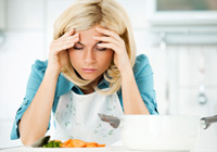 Does your attitude suck? I gave up cooking and housework and changed mine