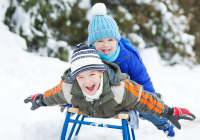 Ease the winter vacation transition