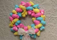 Easy Easter wreath roundup