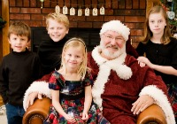 Family style: What to wear to visit Santa