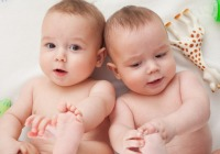 Fresh and fun twin baby names 