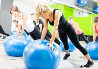 Get motivated with group fitness