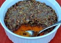 Gluten-free sweet potato souffle