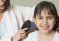 Hair care essentials for kids
