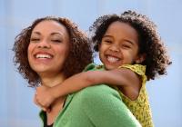 Happy moms raise happy kids