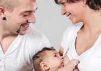 Help your partner bond with Baby when you breastfeed