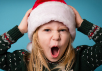 How holiday stress affects kids