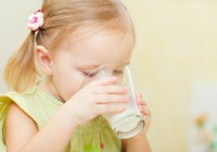 How much milk does your toddler really need?