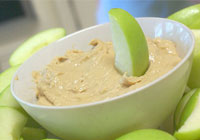 How to make cream cheese apple dip for your party