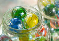 How to use a marble jar
