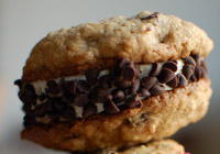 Ice cream sandwich recipes