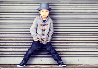 LA kid: Toddler style