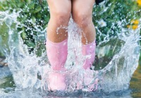 Make a splash in must-have rain boots