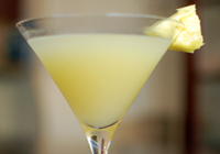 Caribbean martini recipe