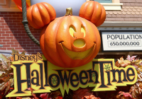 Spend Halloween at Disneyland... but not just on Halloween