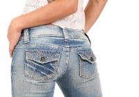 Nice butt! Jeans that flatter your backside
