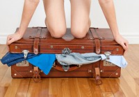 Pack less when you travel