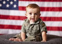 Patriotic baby names