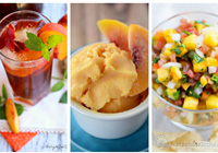 Peach recipes that are to die for