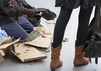 People would rather give to homeless mannequins than actual homeless people