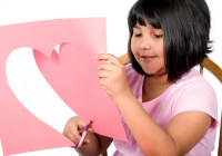 Pinterest-inspired Valentine's Day craft roundup for kids