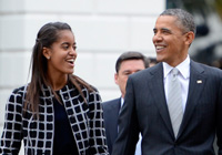 President Obama shares about his daughter's peanut allergy