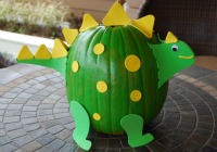 Pumpkin decorating ideas for the anti-carving mom