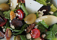 "Recreate the famed ""Fig & Olive"" Salad"