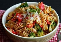 My recipes 0 Rotini with chicken and broccoli
