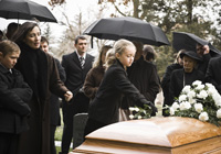 Should I bring my child to a funeral?