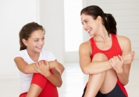 Should you bring your kids to yoga?