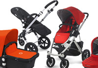 Stroller smackdown: Bugaboo Cameleon vs. UPPAbaby Vista