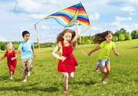 Toys to keep kids active during the summer