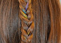 Tween hair: How to create a fishtail braid
