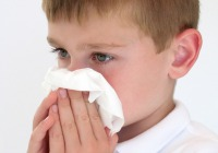 What to do when your child has a nosebleed